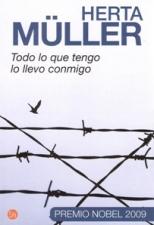 Tapa libro Herta Müller