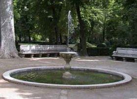 plaza Dionisio Gamba