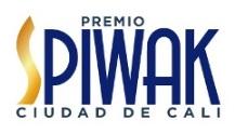 Premio Spiwak-Ciudad de Cali